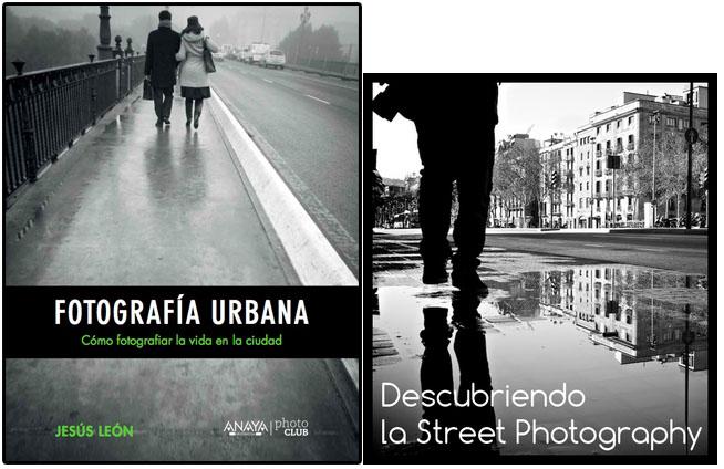 Libros sobre fotografía callejera
