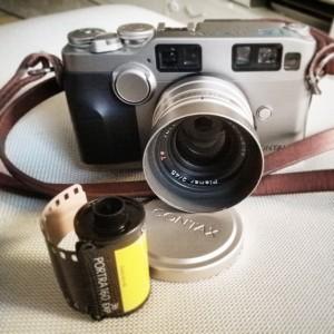 Contax G2 + Planar 45mm f2